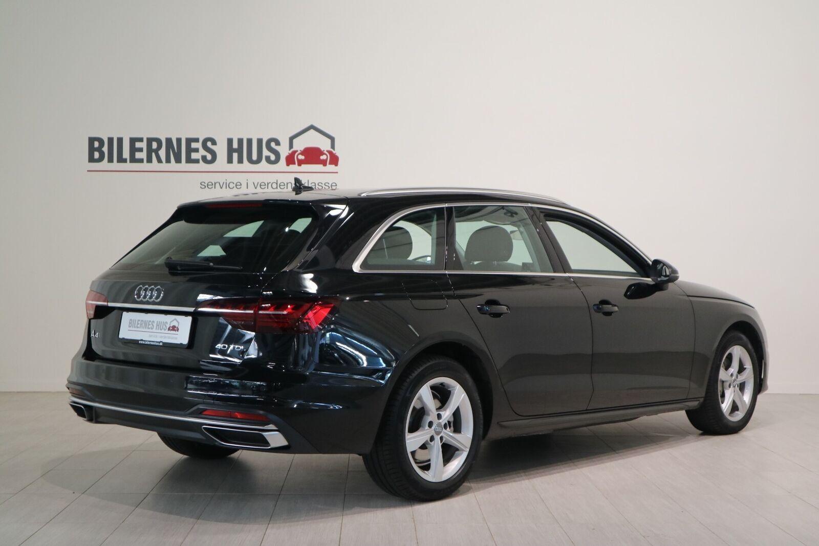 Audi A4 40 TDi Prestige+ Avant S-tr. - billede 1
