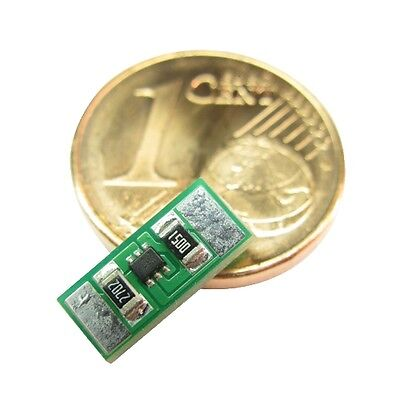S677 - 10 Stück Mini Miniatur Konstantstromquelle 2mA für LEDs 4-24V KSQ1