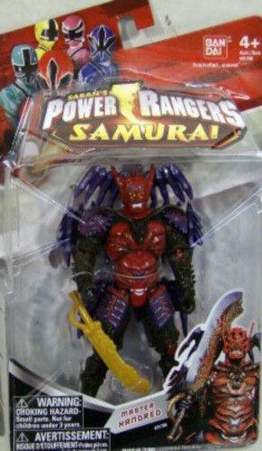 Saban's Power Rangers Samurai Space Alien - Master XandROT By Bandai (MOC)