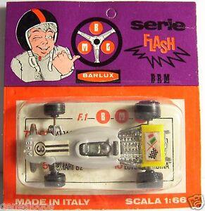 OLD-BARLUX-EMG-1976-FORMULE-1-F1-IN-BOX-1-66-MADE-ITALY-BRM-N-3-GRIS-CLAIR