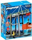 PLAYMOBIL 5254 City Action Loading Terminal Crane