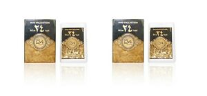 2 Oud 24 Hours 20ml Oriental Orchid Vanilla EDP Perfume Spray By Ard Al Zaafaran