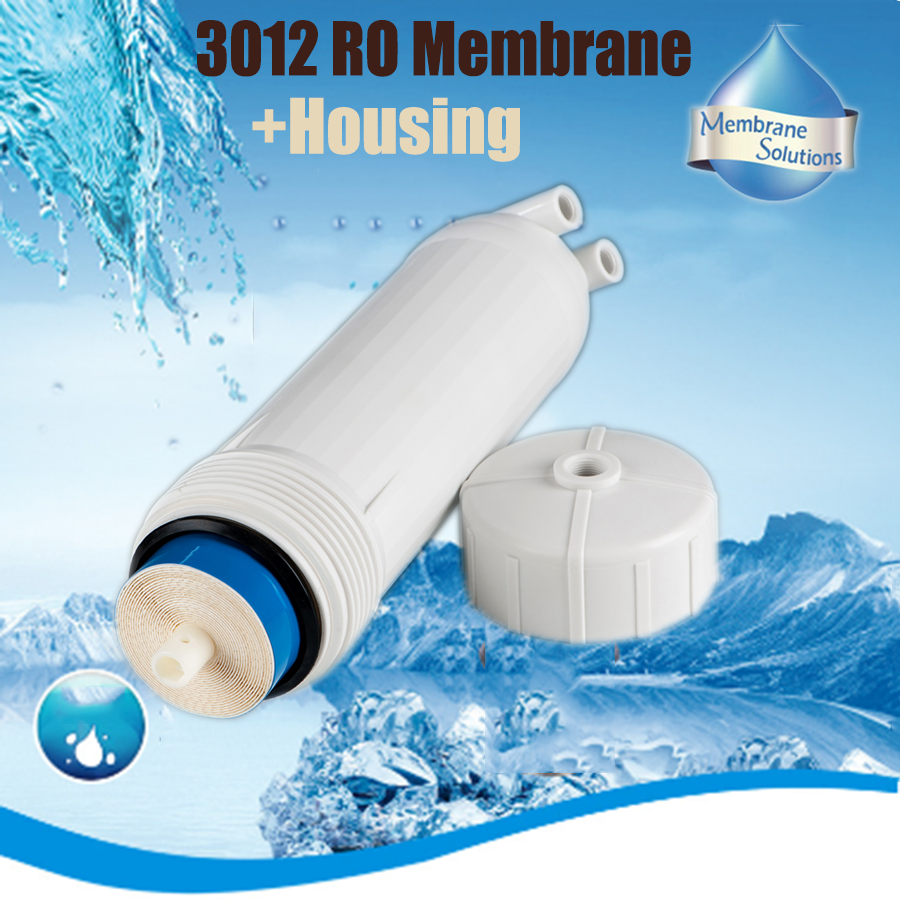 3012-400 GDP RO Membrane+Housing Water Filter System High Speed Large Flow NEW