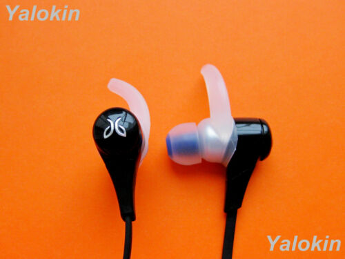 CL-RND-STB 12pcs Round and Stabilizer Eartips Set for Jaybird X2 Headphones