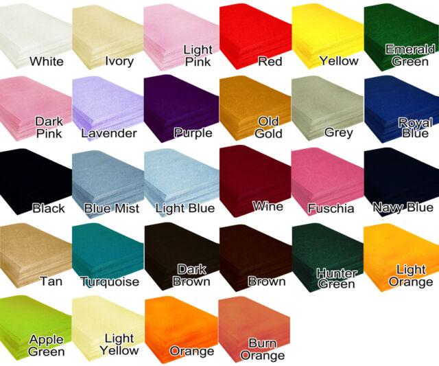 Glitter Acrylic Craft Felt Fabric 90cm Wide Per Metre Rose Gold
