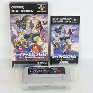 FIRE-EMBLEM-Monsho-Mystery-of-the-Emblem-Super-Famicom-Nintendo-sf