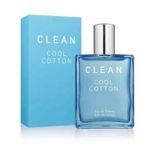 Clean-Cool-Cotton-Eau-de-Toilette-Spray-2-0-fl-oz-Perfume-Women-Fresh-NEW