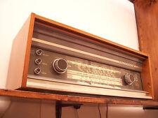ANTICA_RADIO Telefunken Opus Studio 2650 Stereo Amp Tube Radio Tuberadio  TOP!