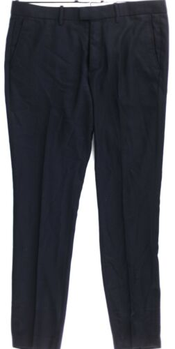 H & M Flat Front Slim Fit Pants 36x30 Mens