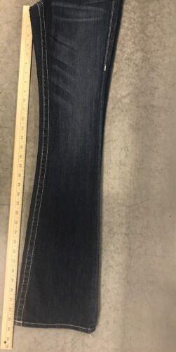 26 media per posteriore True donna della tasca Jeans Bootcut Religion apertura taglia nO8YPxY