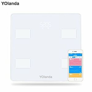 Bluetooth-Body-Fat-Bathroom-Smart-Scale-Health-Analyser-Weight-Muscle-BMI-Water