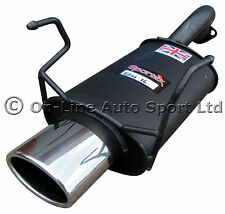 "Honda Civic 1.4 1.6 EP2  (01-06) Sportex Exhaust Rear Silencer 4.5"" x 3"" Ovall"