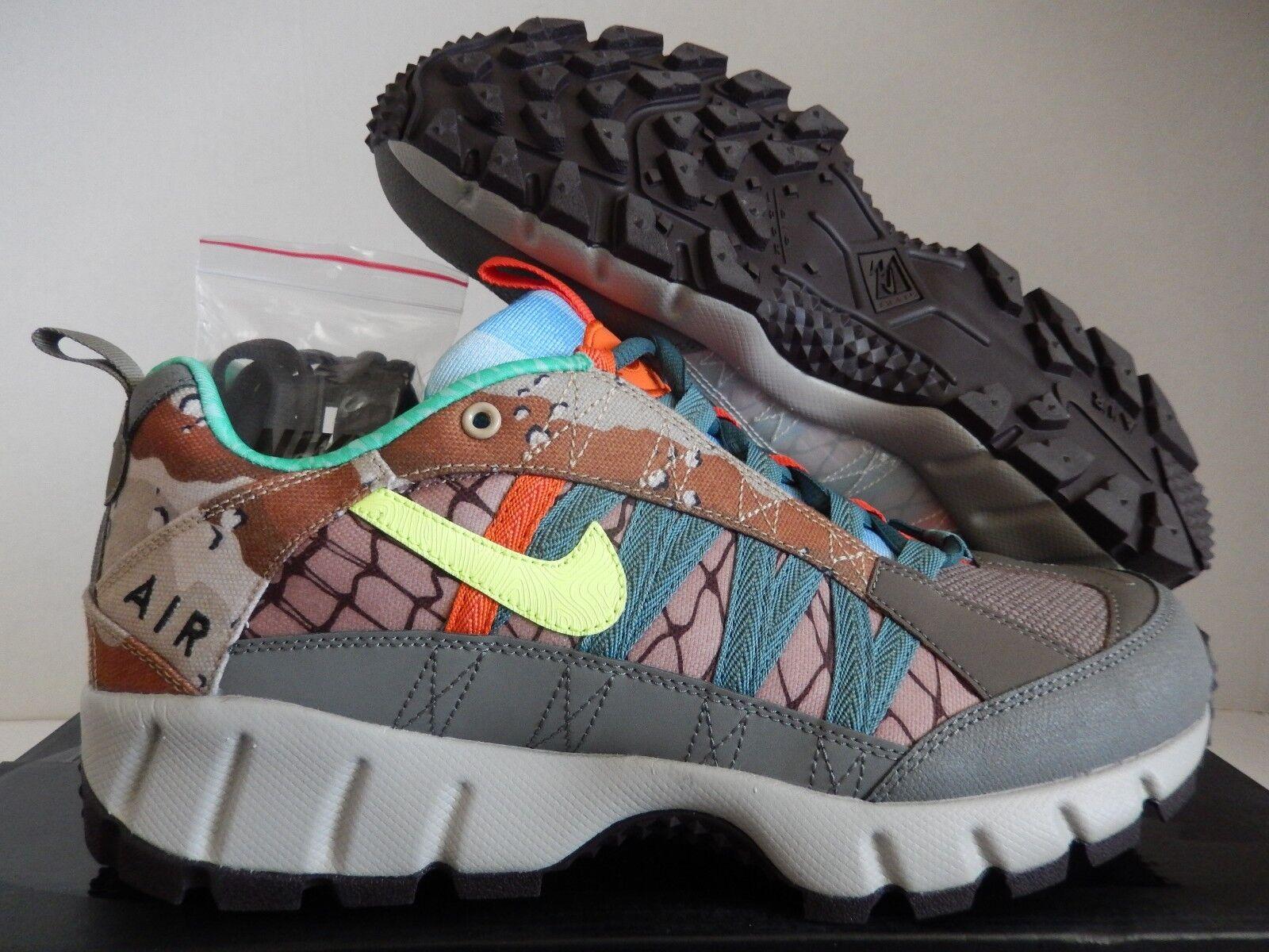 Nike air humara 17 premi acciaio green-volt bagliore sz 11 [ao2606-300]