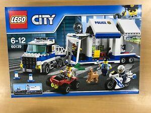 image is loading lego city police track command headquarters 60139 - Lgo City Police