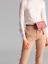 Chloe-Marcie-Leather-Convertible-Belt-Crossbody-Bag-Clutch-Rusty-Pink-Rose-NWT 縮圖 2