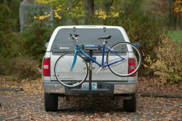 Heininger Automotive Black 3010 Advantage SportsRack TiltAWAY 4 Bike Rack Fits 2 inch Receiver Hitch