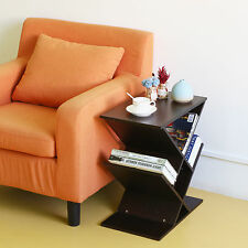 Small Accent Tables End Table With Storage Brown Side Night Stand Bed