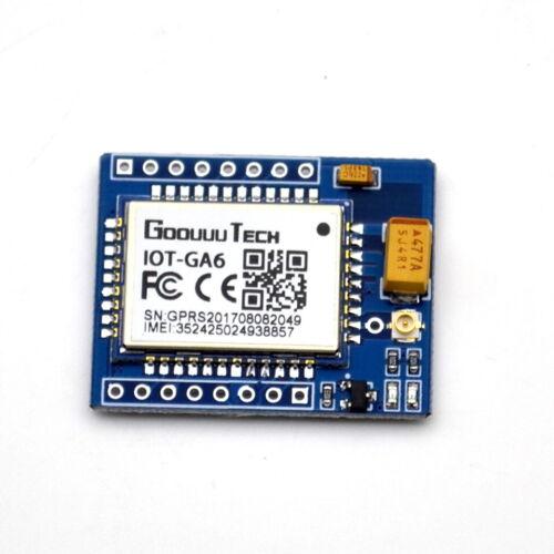 mini A6 GPRS GSM Kit GA6 Wireless Extension Module Board Antenna Super SIM800L
