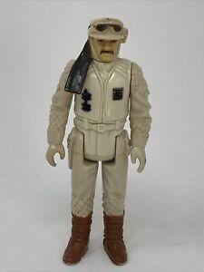Hoth Rebel Commander ESB Star Wars Vintage Kenner 1980