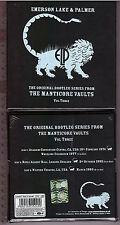 Emerson Lake & Palmer , Original Bootleg series from The Manticore Vaults ,Three