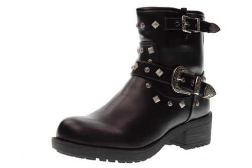 A17g Jb723 gold Black Schuhe Stiefel Gold Kurze Ygv6f7yb