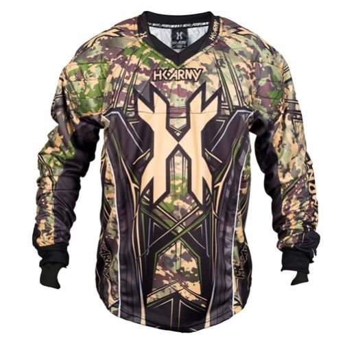 Hong Kong Army HSTL Line Jersey Camo-XX-Large-PAINTBALL
