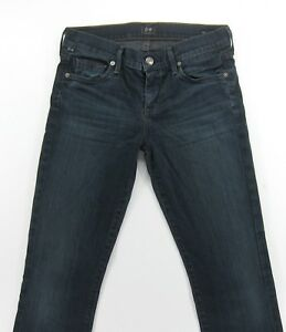 CITIZENS-OF-HUMANITY-AVA-Low-Rise-Straight-Leg-size-26-inseam-34