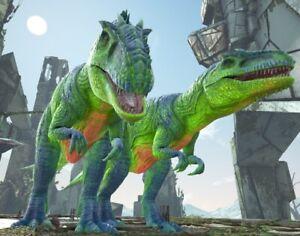 Ark Survival Evolved Xbox PvE x2 TopStat & 875 Melee SourSkittles Giga Fert Eggs