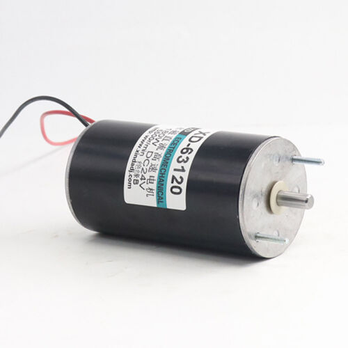 12//24V 180W  Permanent Magnet DC Electric Motor High Speed 2100RPM//4200RPM