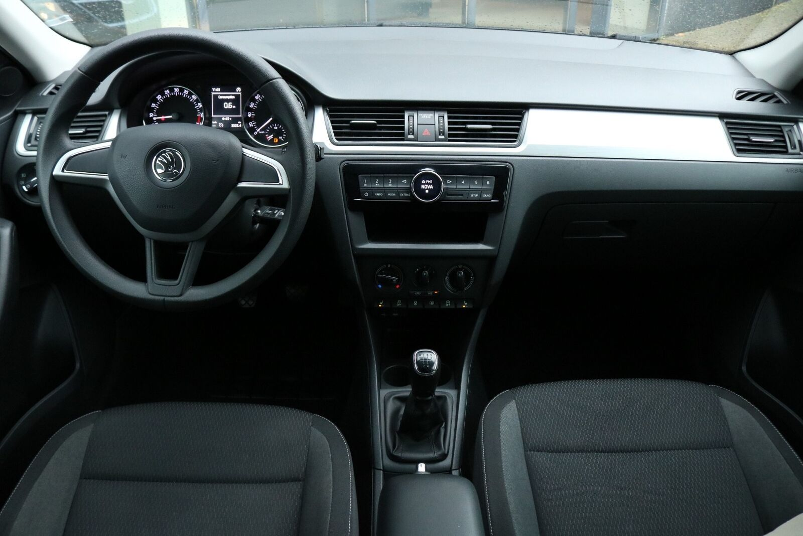 Skoda Rapid TDi 90 Ambition SB