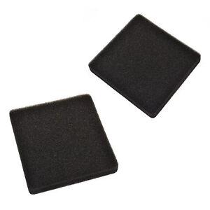 2x-HQRP-30-ppi-Foam-Pads-for-API-Rena-Filstar-XP-Series-Aquarium-Canister-Filter
