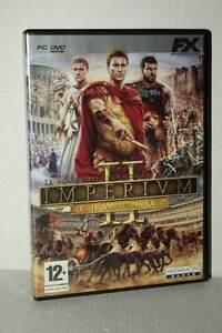 IMPERIUM-CIVITAS-II-GIOCO-USATO-OTTIMO-STATO-PC-DVD-VERSIONE-ITALIANA-GD1-53161