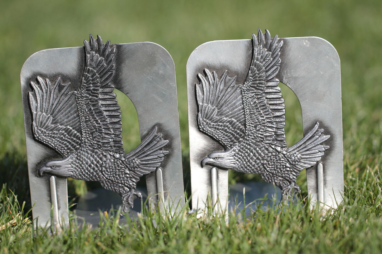 Bücherständer, Buchstopper    Eagle  - Adler - Made in the USA - Metall, Guss Deko | Elegante und robuste Verpackung  2e67c6