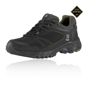 Haglofs Mens Trail FUSE GORE-TEX Chaussures de marche-GRIS Sports Extérieur Imperméable
