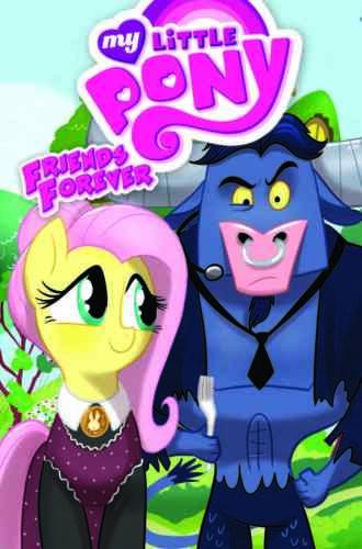 My Little Pony Friends Forever Micro Comic-Série 4-Complétez votre collection