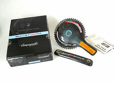 Campagnolo Bullet Crankset Carbon 11 Speed 175mm 50/34 CERAMIC BEARINGS NOS