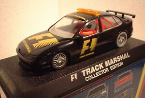 Qq C 2196 Scalextric Uk Opel Vectra F1 Track Marshall Edition Collector