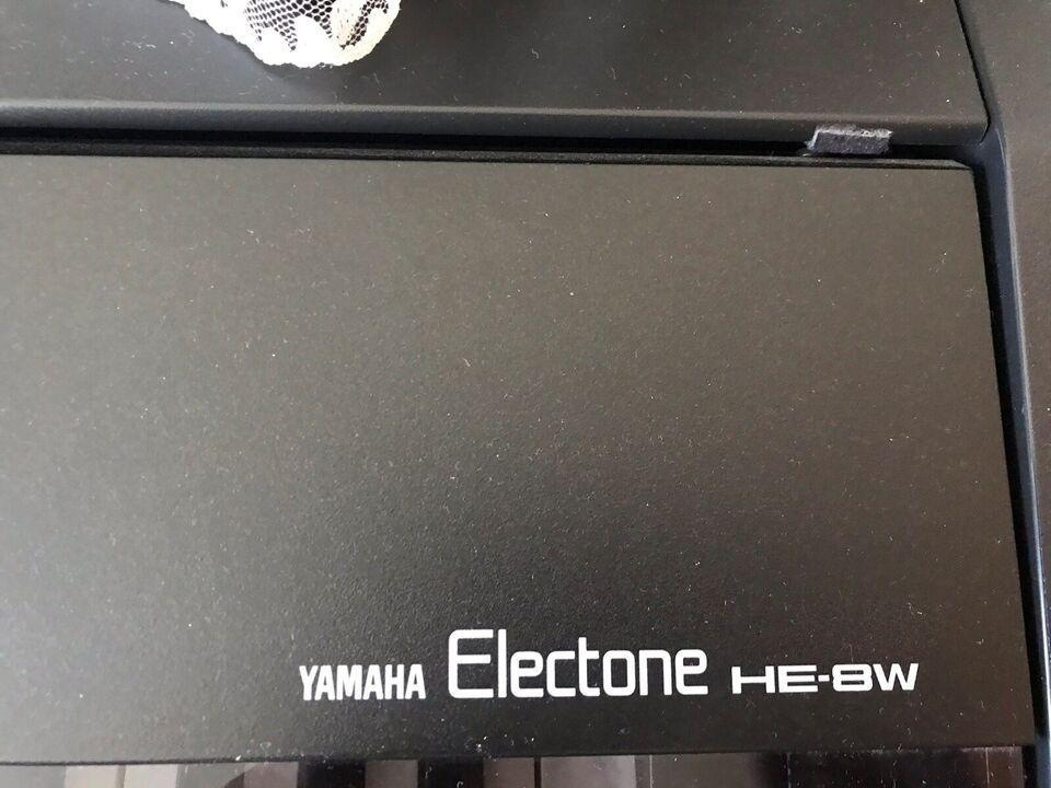 Elorgel, Yamaha electone HE-8W