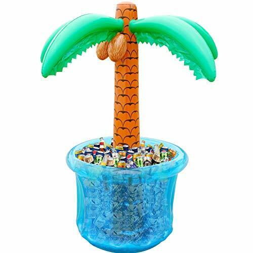 """60""""Inflatable Palm Tree Cooler Summer Swimming Party Decoration"""
