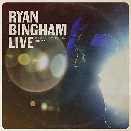 Ryan Bingham - Ryan Bingham Live [New CD]
