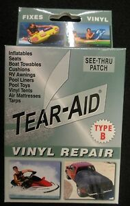 Liner Repair Kit For Vinyl Spas Pools Toys Tents And