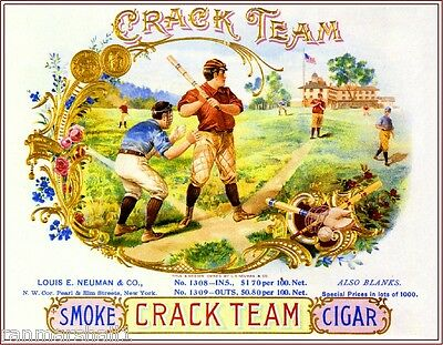 Uwanta Indian Horse Vintage Smoke Cigar Box Crate Inner Label Art Print c1899