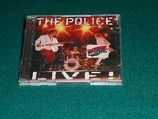 The Police ‎– Live!