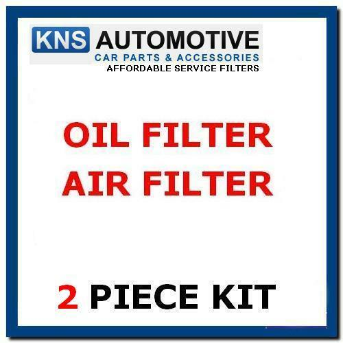 VW PASSAT 1.6 FSi Petrol 05-11 Oil /& Air Filter Service Kit a9a