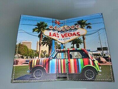 Mini Las Vegas >> Paul Smith Wallet Bnwt Mini On Location Las Vegas Credit Card Holder Rrp 150 Ebay