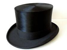 Maulwurfzylinder Hut Zylinder k. Chapeau Gr 58 TOP HAT neuwertig