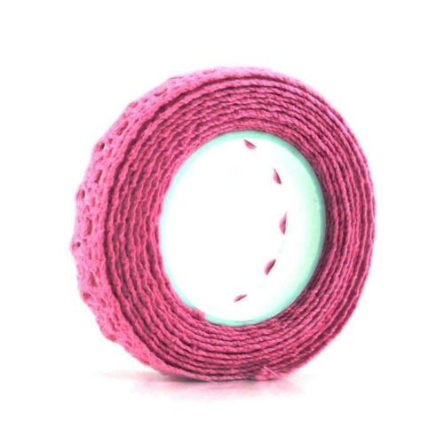 Sticky Paper Lace selbstklebende Washi Tape Aufkleber Scrapbooking Wohnkultur