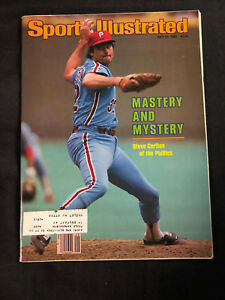Details about SPORTS ILLUSTRATED JULY 21, 1980 - MASTERY AND MYSTERY -  STEVE CARLTON