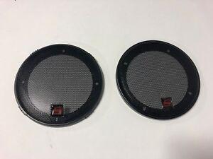 """Brand New Pair of Original Morel Speakers Grills Mesh Tempo 5 5.25/"""" Pair"""
