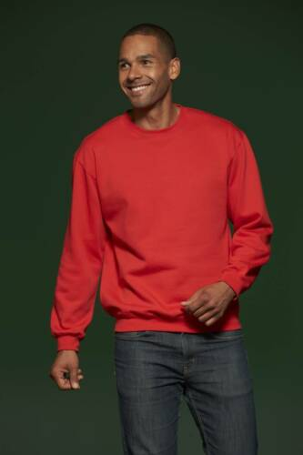 JN040 JamesNicholson Herren Sweatshirt Herrensweater Arbeitspullover Workwear